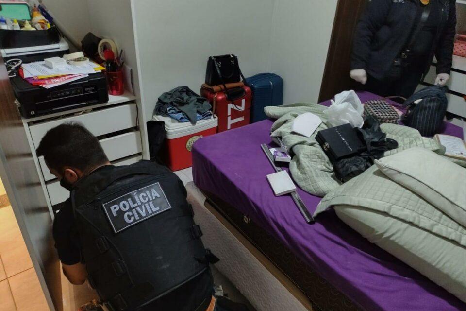 Operação da Civil desarticula quadrilha do DF que falsificava documentos