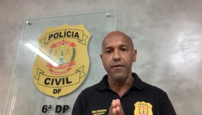 Delegado Ricado Viana - 6ª DP