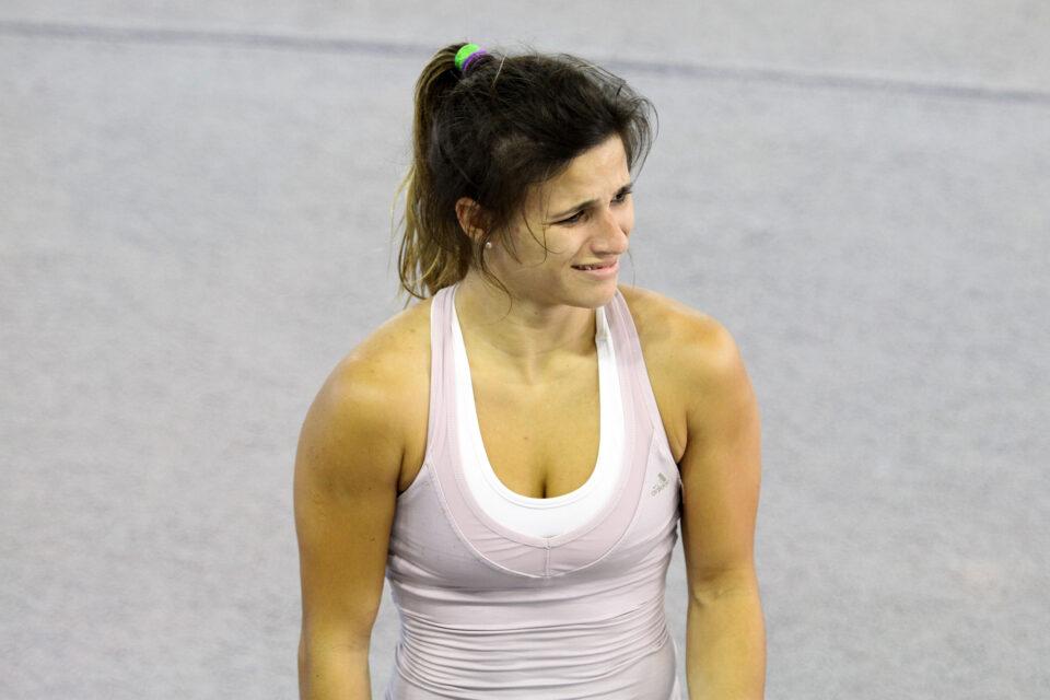Jade Barbosa tem nova lesão e dá adeus à chance de ir à Olimpiada