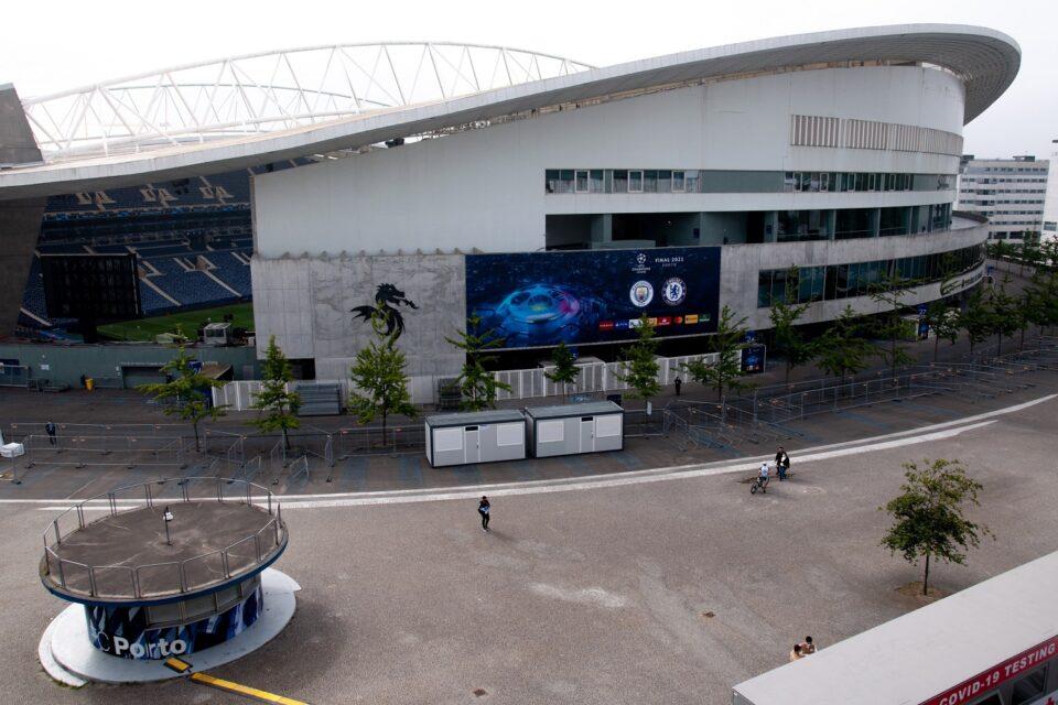 Final da Champions League no Porto