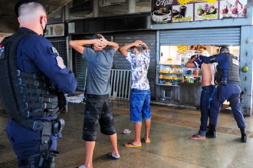 Operação da Polícia do DF