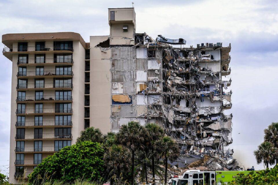 Prefeita confirma quatro mortes em desabamento em Miami