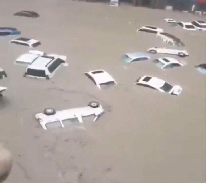 Chuva China