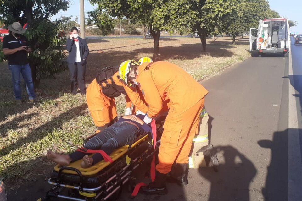 acidente, batida, bombeiros
