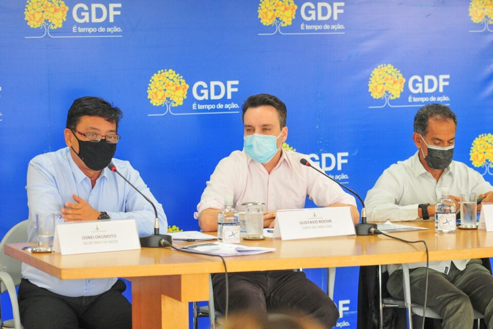 GDF confirma caso da variante delta