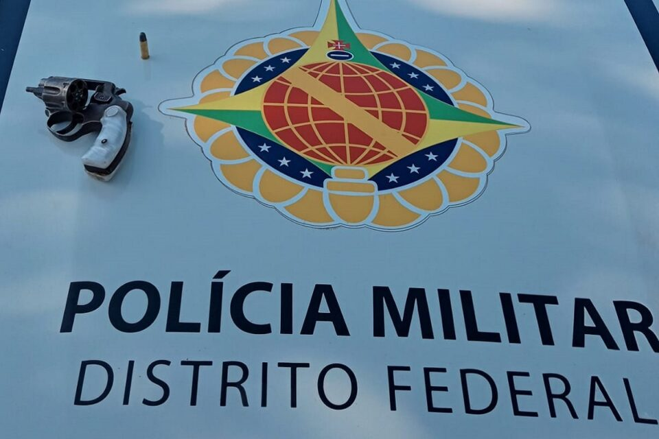 Policiais evitam tentativa de feminicídio no Riacho Fundo I