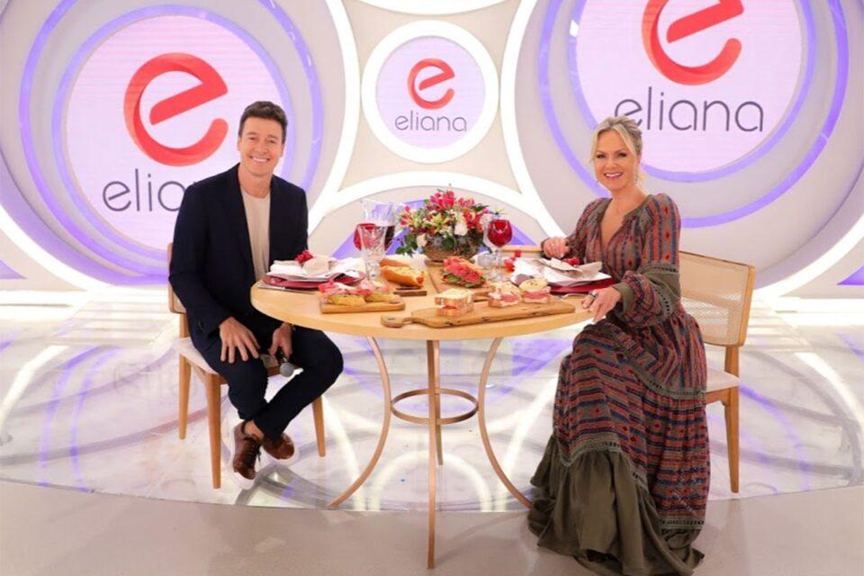 Rodrigo Faro e Eliana