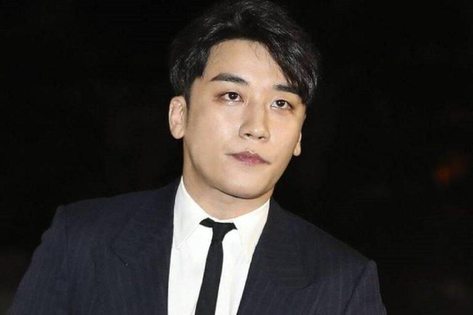 Cantor de K-Pop, Seungri, nome verdadeiro Lee Seung-hyun