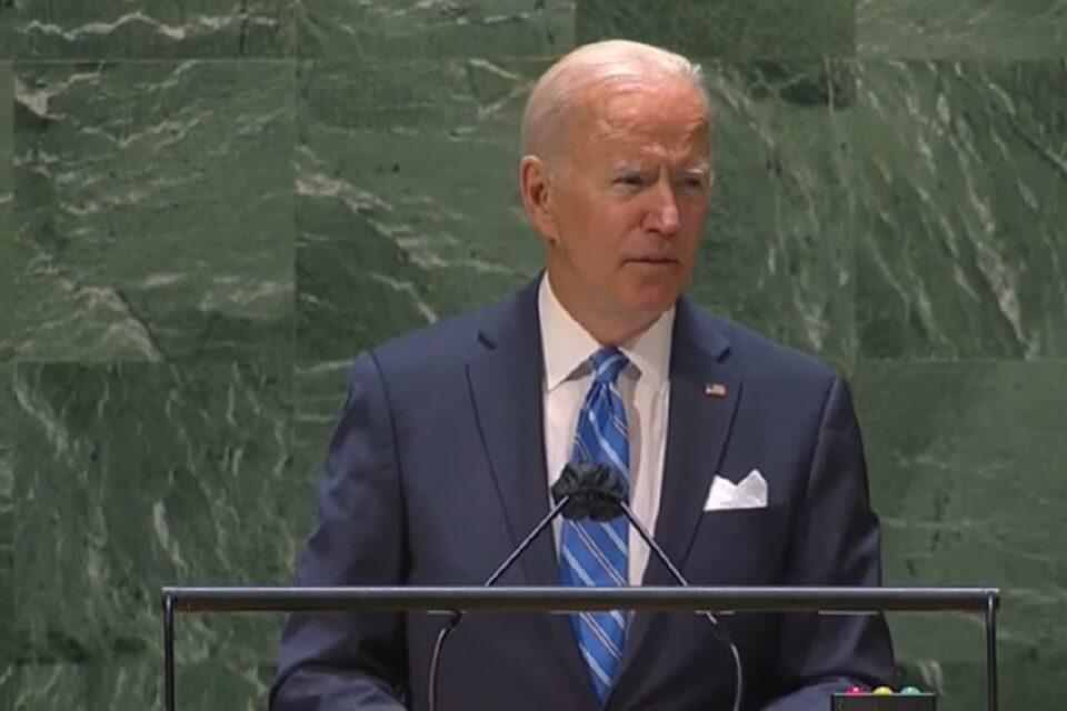 Biden na ONU